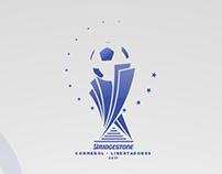 Football Logo. Re interpretation