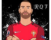 Soccer Player - Ricardo Quaresma -