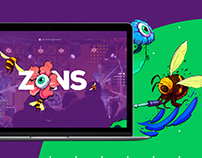 Zons | Website