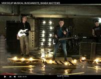 "VIDEOCLIP MUSICAL ""BUSCANDOTE"". Por: Yoxander Lugo"