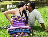 Embarazo Christian y Blayneth