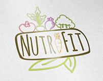 Identidade Visual | Nutrifit