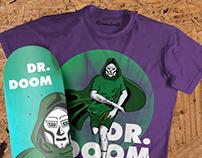 Concurso - Camiseteria (Dr.Doom)