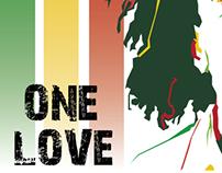 one love..fan art
