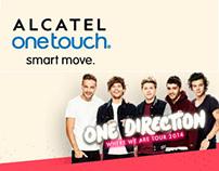 ALCATEL / One Direction Trivia