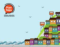 Proyecto Plan simulacros escuelas de Valparaiso