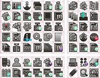 Iconos Sistema ERP