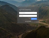 App: Localizacion de huertas y arboles