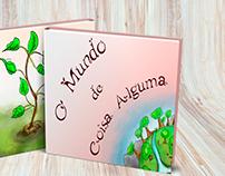 Livro infantil - O Mundo de Coisa Alguma
