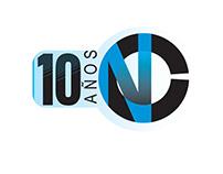 Logotipo NC CENTER
