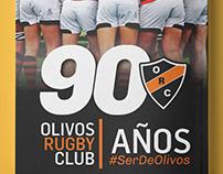 Edición Aniversario Olivos Rugby Club