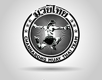 [Logotipo] Channarong Muay Thai Team