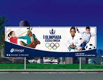 Outdoor Olimpíadas - Escola Omega