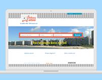 Diseño web   Delivery en casa