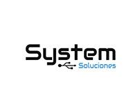 System Soluciones - Logo