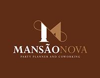 Mansão Nova - Logo + Visual ID