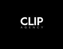 Logotipo Clip Agency