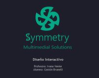 Symmetry - Diseño de Marca