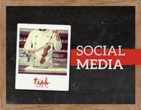Tavolo - Social Media