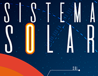 """Sistema Solar, Pelotas de Esponja 2.5"""" Educativas"""