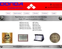 Web site: www.placasdondasp.com.br