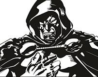 Dr. Doom - Cartoon