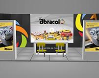 3D - Diseño stand para abracol