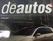 Revista deautos Clarin 2016