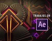 Trabajos en After Effects