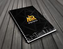 Diseño de cuaderno