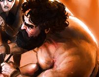 Hercules as an intern