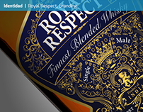 Royal Respect Label Design