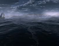 Realistic Ocean