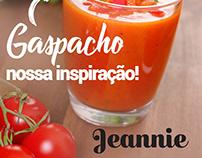 Social Media Management - Jeannie detox food