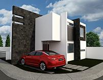 Proyectos :: Casa Habitación