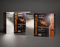 Packaging para Martiderm®