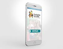 Logotipo e Identidad Fundación del Niño Alcaldía 2018