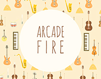 Arcade Fire, a film by Wes Anderson
