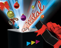 Cartão Natal BC Gráfica