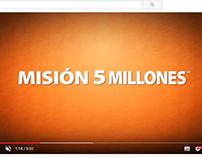 Misión 5 Millones