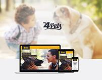 Website - Sky4Pets