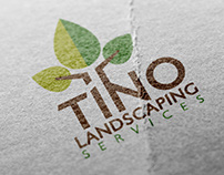 Logo Tino Landscaping Services