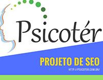 Projeto de seo http://psicoter.com.br/