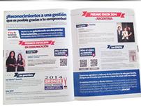 Piezas premios comunicación interna (PRE)