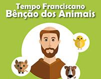 Banner Bom Jesus | Benção dos Animais