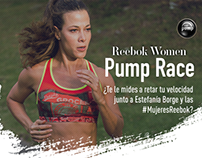 Pump Race - Reebok