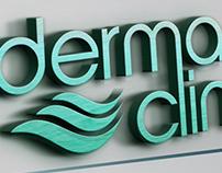 Dermaclin | Identidade Visual & Logo