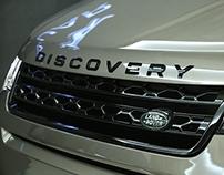 Land Rover Sport 2015