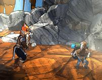 Kiros (Unity3D Game)