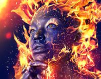 Fire Spirit - 12/06/18